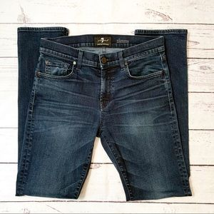 7 For All mankind Slimmy Mens Jean W32